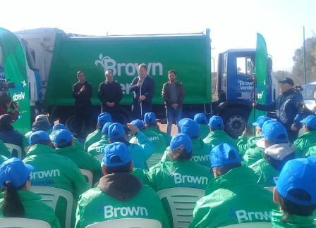 Brown Verde