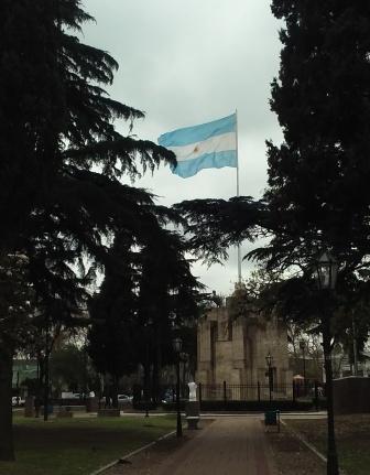 Monumento a la Bandera Burzaco