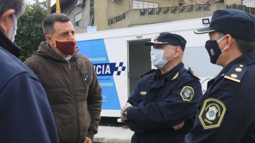 kravetz policía