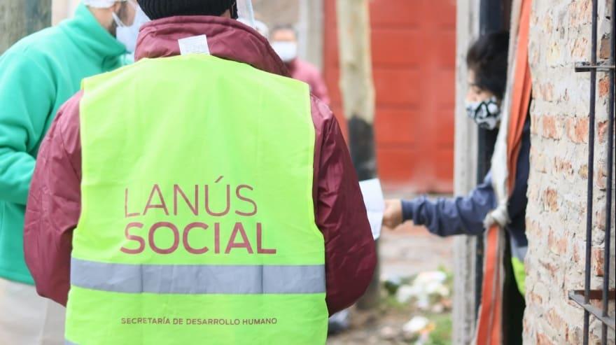 Lanus social